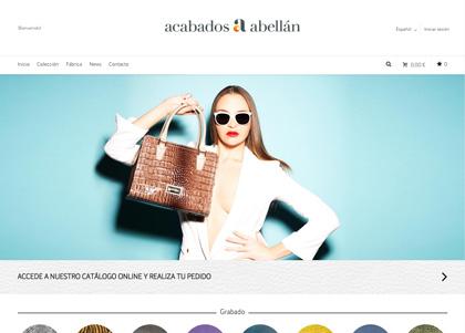 Acabados Abellán - Tienda Online