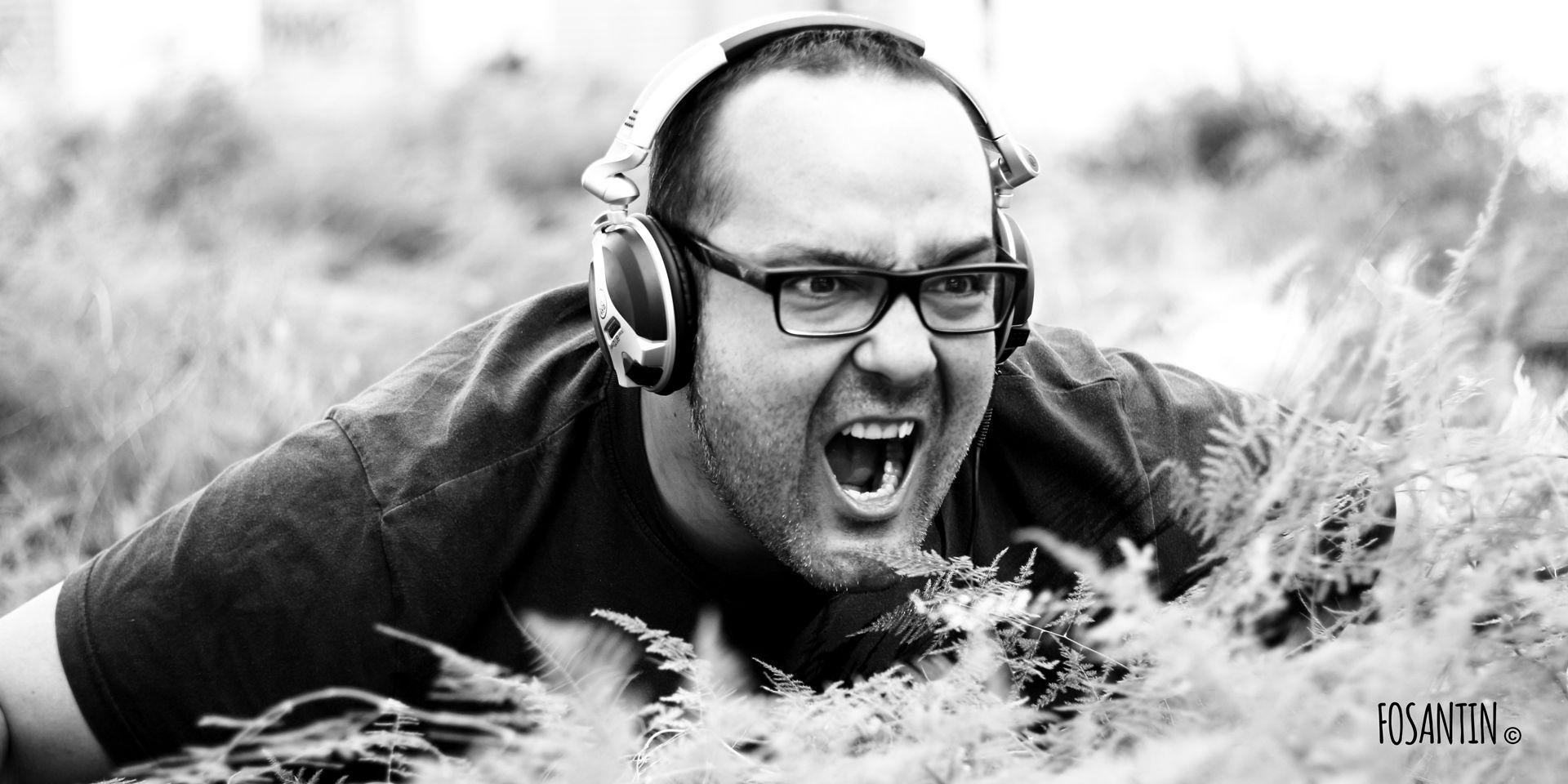 Toni Soriano, electrónicamente reconocido por Radio 3