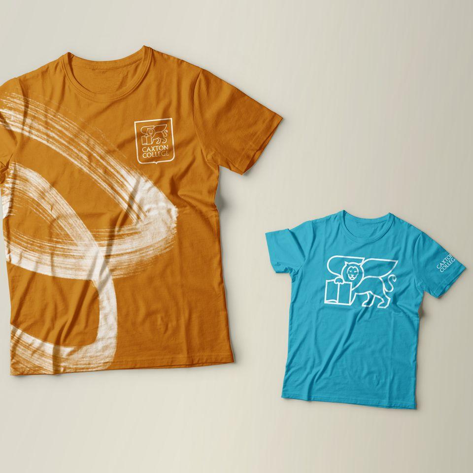 camisetas caxton