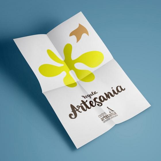 Campaña de branding para el Centro de Artesanía de la C.V.