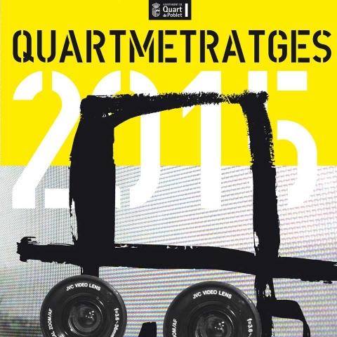 Nociones Unidas diseña la imagen de Quatmetratges 2015