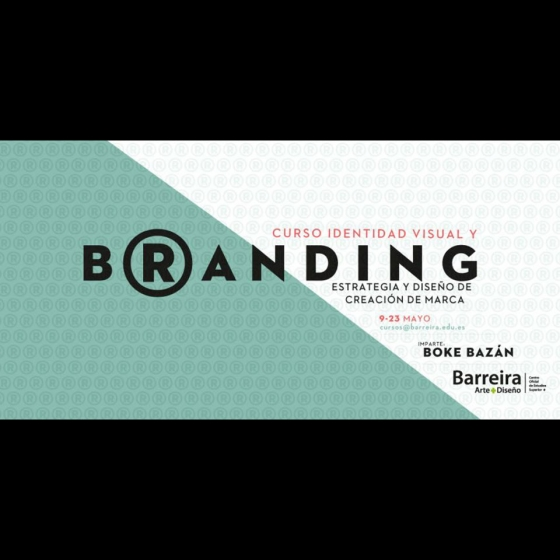 Boke Bazán imparte un workshop sobre branding en Barreira