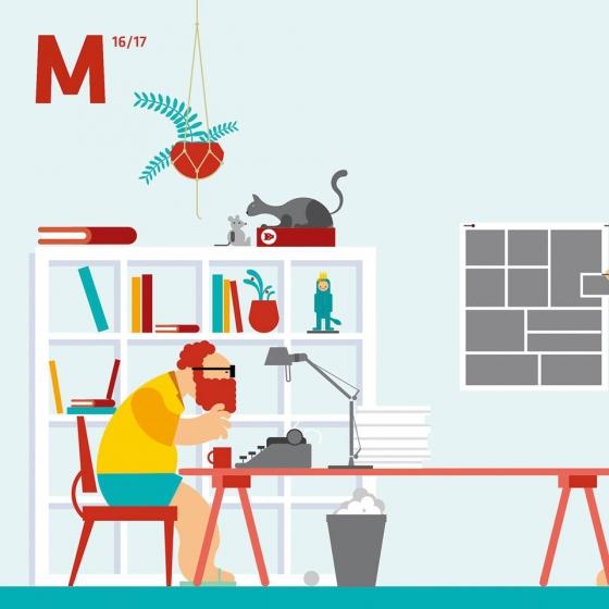 Máster de Diseño Gráfico e Ilustración. Nueva edición 16/17
