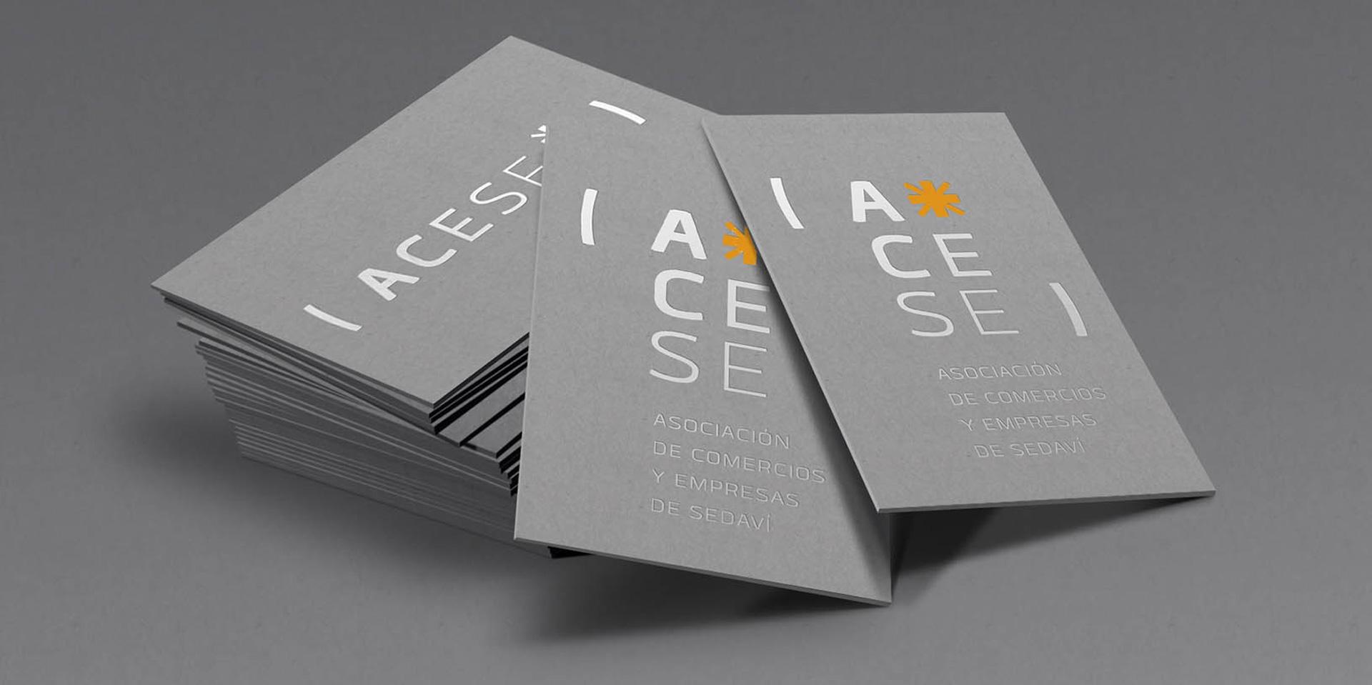 Logotipo de ACESE