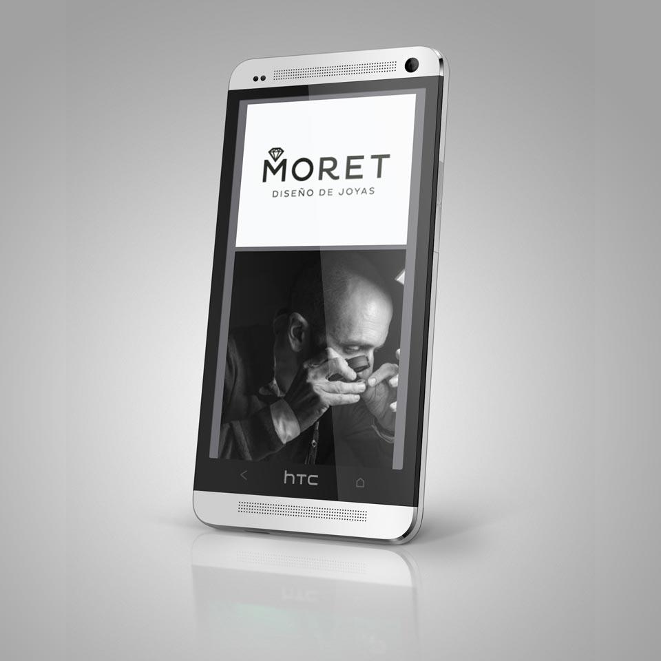 desarrollo web smartphone carlos moret