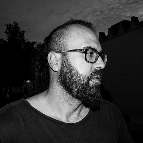 """""""Topo"""". Nuevo poemario de David Moreno"""