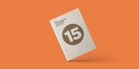 Los 15 mandamientos de un buen logotipo