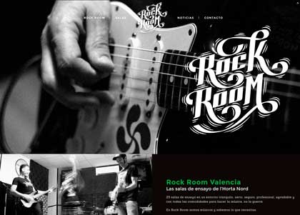 RockRoom - Website Corporativo