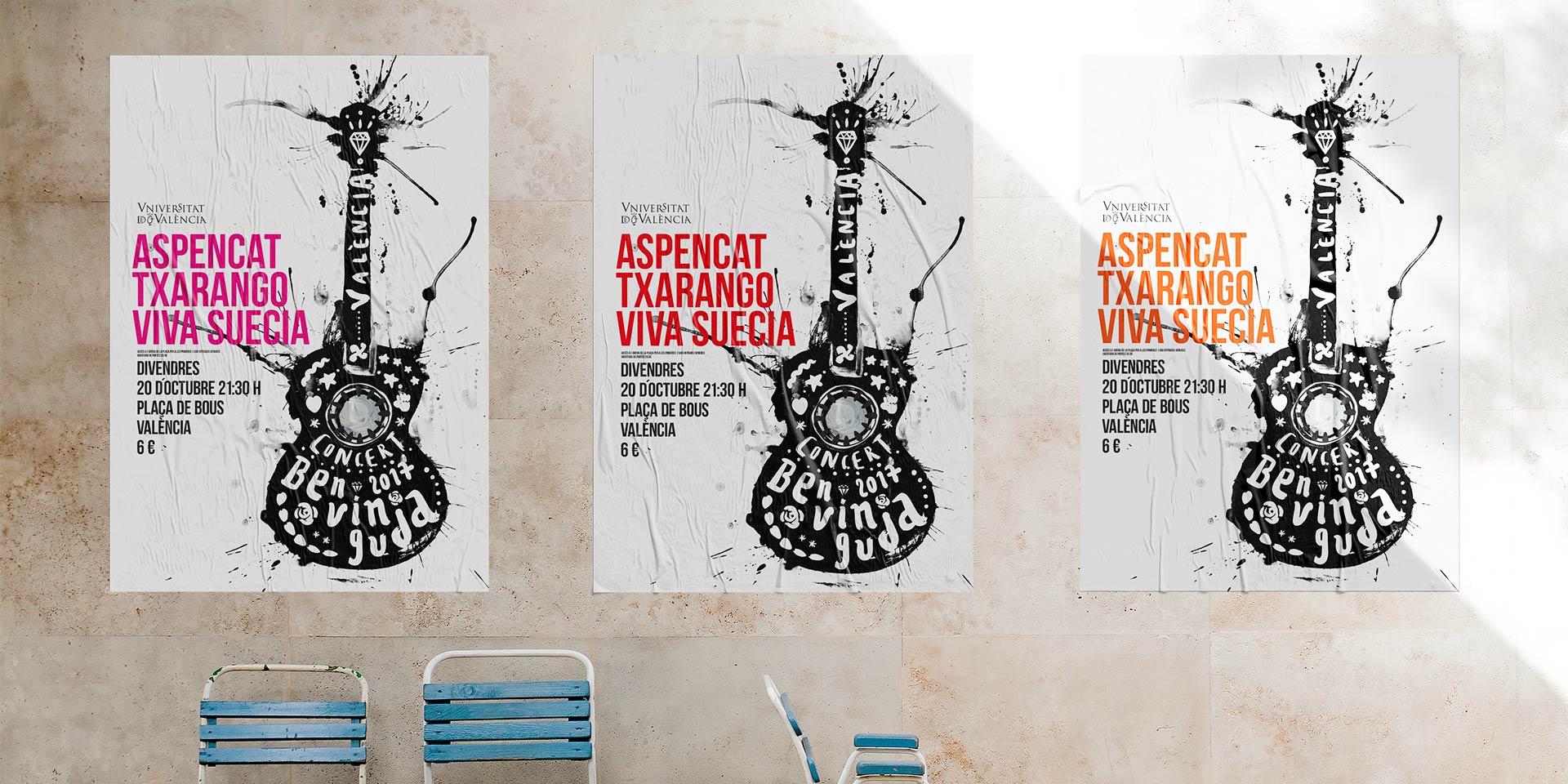 Imagen para el Concert de Benvinguda de la Universitat de València