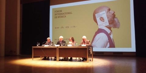 Nociones Unidas realiza la imagen para el Fòrum Internacional de Música