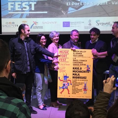 ¿Quieres saber quién es el último confirmado del Music Port Fest?