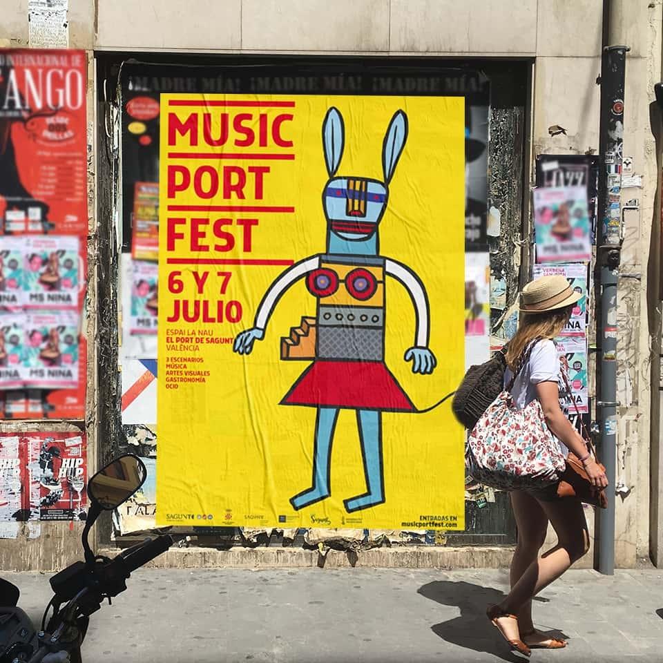 MUSIC PORT FEST
