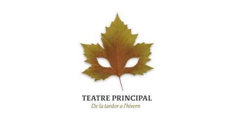 Diseño de la imagen de la nueva temporada del Teatre Principal de València