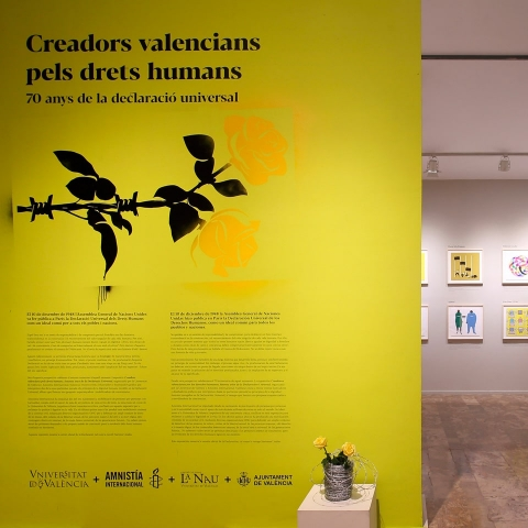 foto expo derechos humanos valencia 2018 nu 1 min
