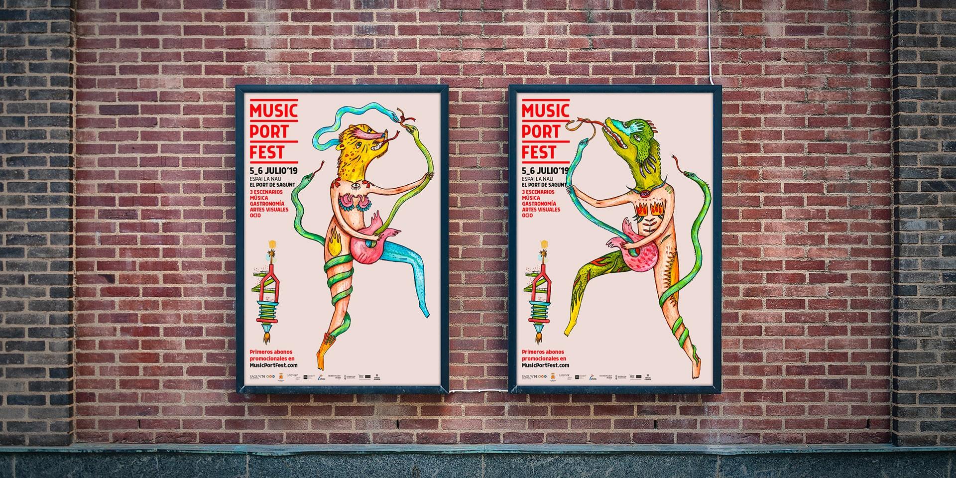MUSIC PORT FEST 2019
