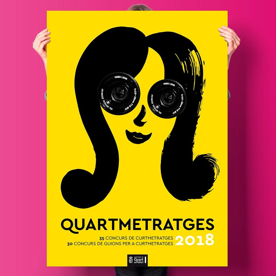 Quartmetratges 2018