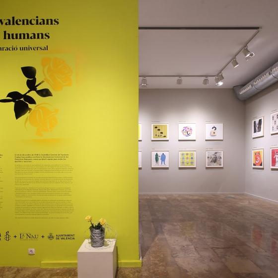 Creadores valencianos por los derechos humanos / Creadors Valencians pels drets humans