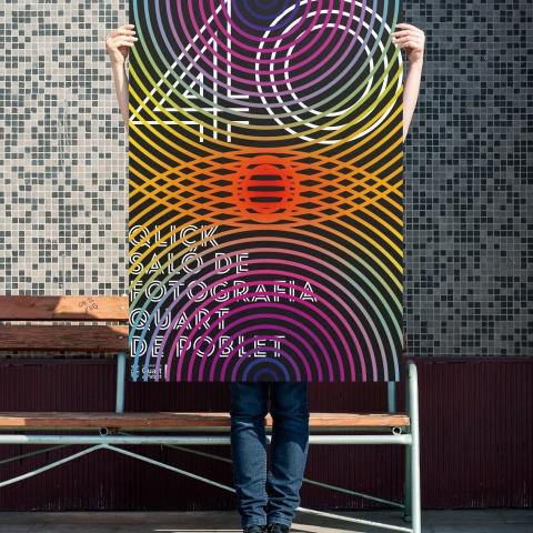 QLICK: Nueva identidad visual para el 40 Salón de Fotografía